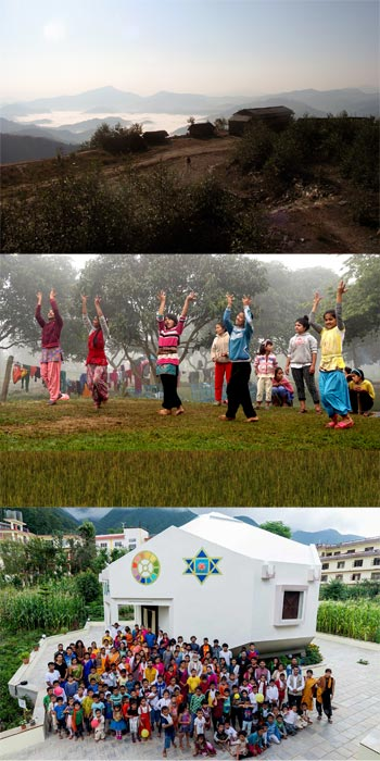 Sri Aurobindo Yoga Mandir - Ashrams éducatifs au Népal
